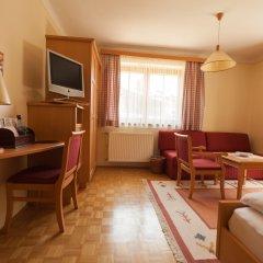 Отель SALLERHOF 4* Люкс