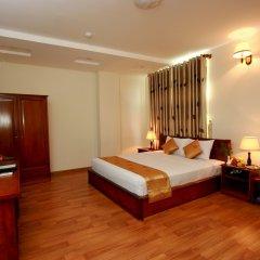 Chau Loan Hotel Nha Trang 3* Люкс с различными типами кроватей