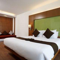 Отель Peach Hill Resort And Spa Улучшенный номер