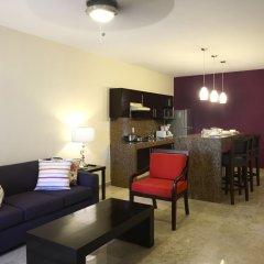 Отель Canto del Sol Plaza Vallarta Beach & Tennis Resort - Все включено 3* Люкс повышенной комфортности с различными типами кроватей