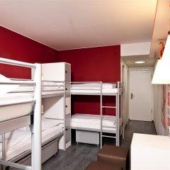 Отель ONE80° Hostels Berlin Кровать в общем номере с двухъярусной кроватью фото 3
