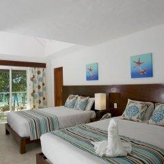 Отель Grand Paradise Playa Dorada - All Inclusive 3* Улучшенный номер с различными типами кроватей