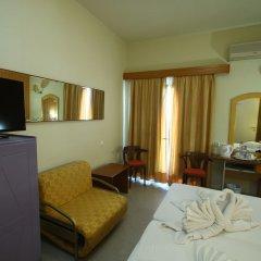 Mantas Hotel 4* Стандартный номер с различными типами кроватей