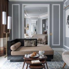 Отель Nolinski Paris Франция, Париж - 1 отзыв об отеле, цены и фото номеров - забронировать отель Nolinski Paris онлайн гостиная