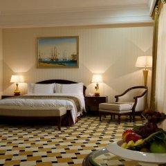 Гостиница Royal Tulip Almaty комната для гостей фото 7
