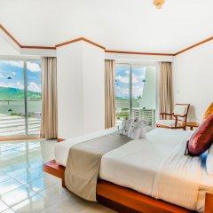 Andaman Beach Suites Hotel 4* Люкс разные типы кроватей фото 2