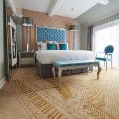 Aria Hotel Budapest 5* Номер Terrace с двуспальной кроватью