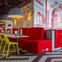 Отель Radisson RED Brussels ресторан фото 3