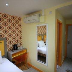 Best Western London Peckham Hotel 3* Стандартный номер с различными типами кроватей фото 21
