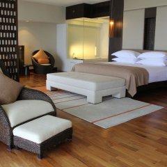Отель Hilton Phuket Arcadia Resort and Spa 5* Президентский люкс разные типы кроватей