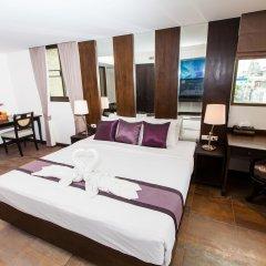 Отель The Grand Sathorn 3* Полулюкс с различными типами кроватей