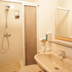 Отель Cristal 1 Испания, Ла-Корунья - отзывы, цены и фото номеров - забронировать отель Cristal 1 онлайн ванная