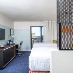 Hotel Erwin, a Joie de Vivre Boutique Hotel 4* Стандартный номер с различными типами кроватей
