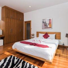 Отель Layan Villas 4* Вилла с различными типами кроватей фото 2