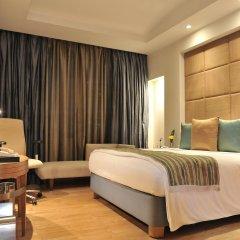 Отель The Park, Kolkata 5* Номер Делюкс с различными типами кроватей