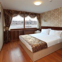 Golden Horn Istanbul Hotel 4* Стандартный номер с двуспальной кроватью