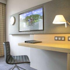 Crowne Plaza Hotel BRUGGE 4* Стандартный номер с различными типами кроватей