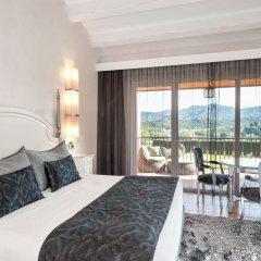 Sallés Hotel Mas Tapiolas 4* Стандартный номер с различными типами кроватей