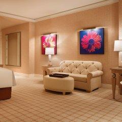 Отель Wynn Las Vegas Стандартный номер с двуспальной кроватью