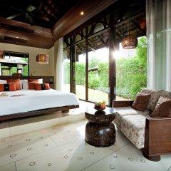Отель The Vijitt Resort Phuket 5* Вилла Делюкс разные типы кроватей