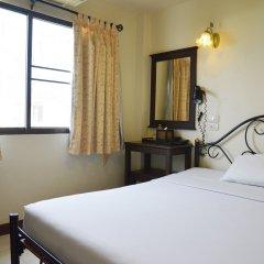 Отель Rambuttri Village Inn & Plaza 3* Номер категории Премиум с различными типами кроватей