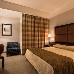 Flyon Hotel 4* Стандартный номер двуспальная кровать