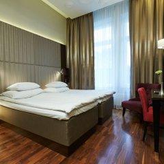 GLO Hotel Helsinki Kluuvi 4* Номер Комфорт с различными типами кроватей фото 9