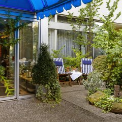 Hotel Nymphenburg City вход в здание фото 2