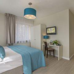 Отель Villa Angela 3* Номер Делюкс с различными типами кроватей