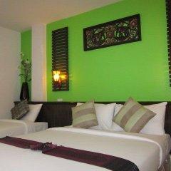 Natural Samui Hotel 2* Номер Делюкс с различными типами кроватей
