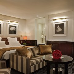 Hotel Barriere Le Majestic 5* Полулюкс с двуспальной кроватью