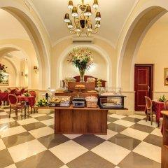Hotel Contilia место для завтрака фото 2