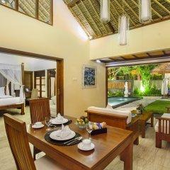 Отель Bali baliku Private Pool Villas 4* Вилла с различными типами кроватей