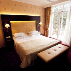Гостиница Делис 3* Улучшенный люкс с различными типами кроватей
