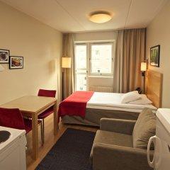 Отель Hellsten Espoo 3* Стандартный номер с различными типами кроватей
