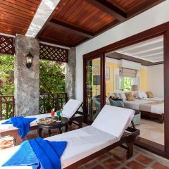 Отель Thavorn Beach Village Resort & Spa Phuket 4* Стандартный номер с различными типами кроватей фото 8