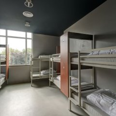 ClinkNOORD - Hostel Амстердам комната для гостей фото 16