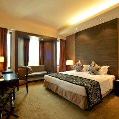 Peninsula Excelsior Hotel 4* Улучшенный номер с различными типами кроватей фото 5