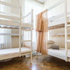 Хостел Saint Germain Кровать в женском общем номере с двухъярусной кроватью