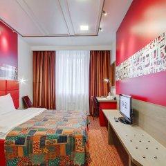 Ред Старз Отель 4* Номер Комфорт с различными типами кроватей фото 2