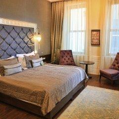 Levni Hotel & Spa 5* Номер Делюкс с различными типами кроватей