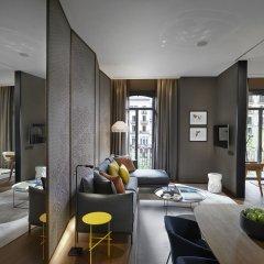 Отель Mandarin Oriental Barcelona 5* Люкс с различными типами кроватей фото 2