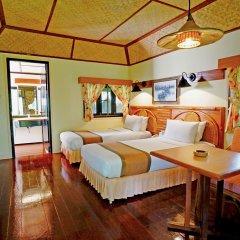 Отель Sunset Village Beach Resort 4* Бунгало с различными типами кроватей