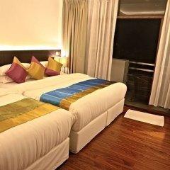 Отель Plumeria Maldives 4* Номер Делюкс с различными типами кроватей фото 10