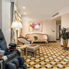Гостиница Royal Tulip Almaty гостиная