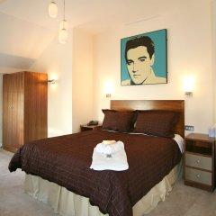 Legends Hotel 3* Номер Делюкс с различными типами кроватей