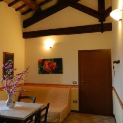 Отель Agriturismo L'Olmo di Casigliano Апартаменты фото 9
