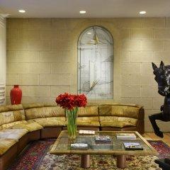 Hotel Pierre Milano деталь интерьера
