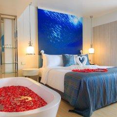 Grand Scenaria Hotel Pattaya 4* Люкс с различными типами кроватей