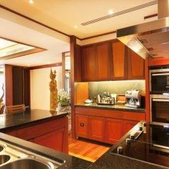 Отель Andara Resort Villas кухня в номере